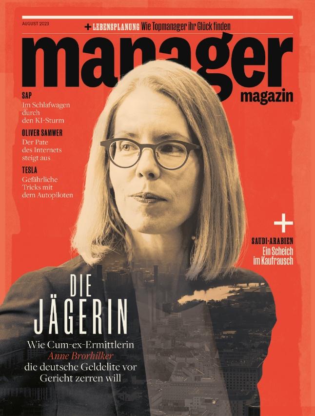 manager magazin Titelseite