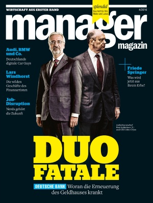 Manager Magazin News
